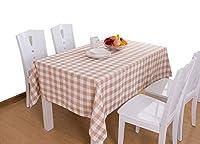 YAHUO ホテル テーブルクロス コットン 結婚式やパーティー テーブルカバー 食卓カバー 長方形