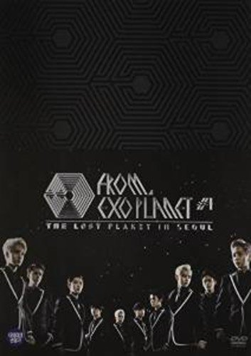 FROM. EXOPLANET #1 THE LOST PLANET in SEOUL (3DVD ...