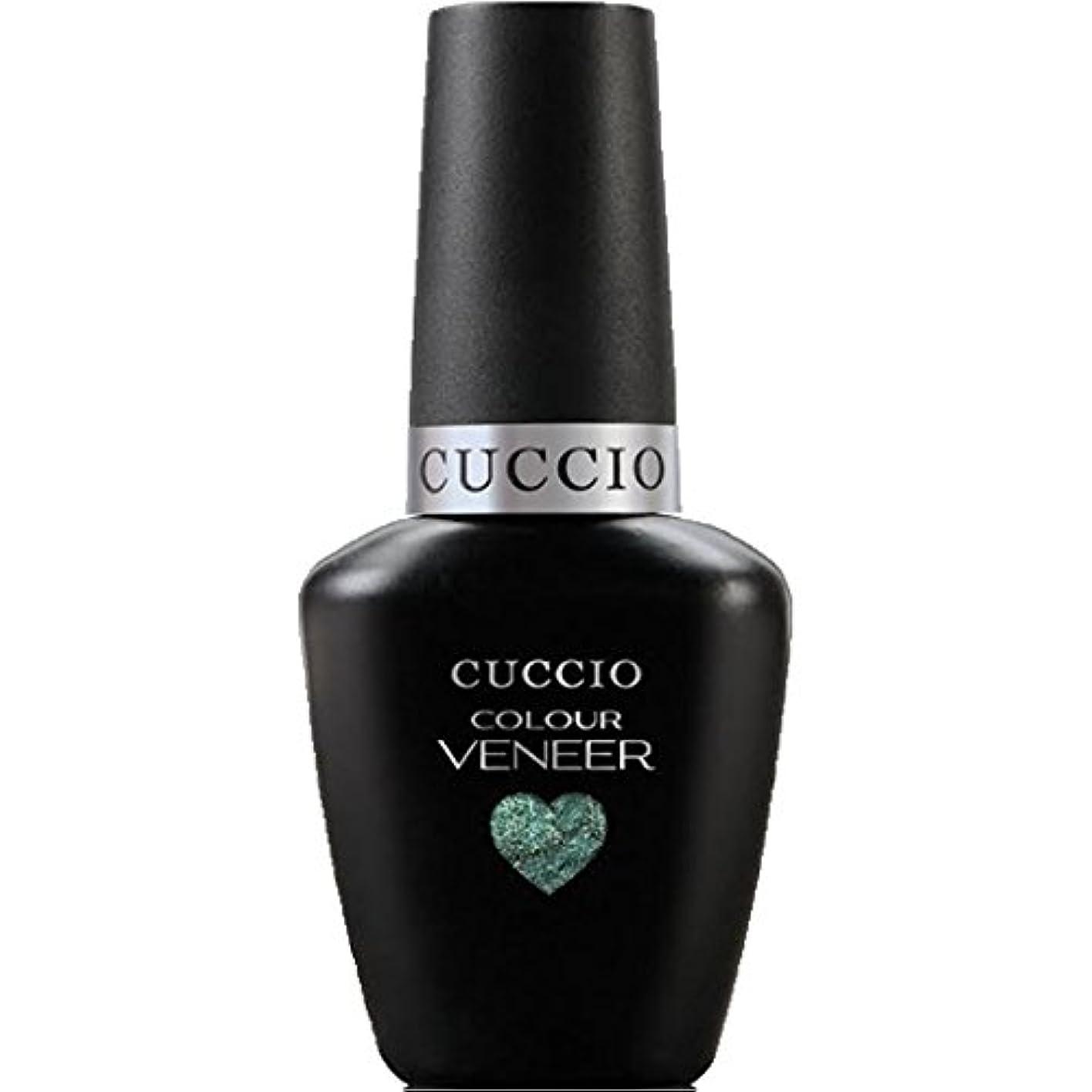 サンドイッチサミュエル後方Cuccio Colour Veneer LED/UV Gel Polish - Notorious - 0.43oz / 13ml