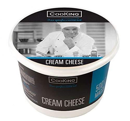 [冷蔵] クッキング クリームチーズ 500g グラスフェッド 牧草牛 放牧牛 ハラル認証 Grass-Fed Halal Cream Cheese 500g
