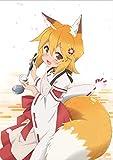 エンスカイ 卓上 世話やきキツネの仙狐さん 2020年カレンダー