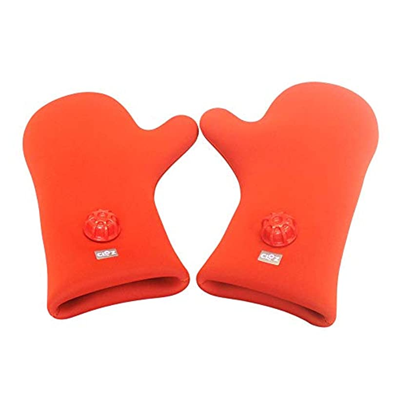 腹部聴覚リンクやわらか湯たんぽ 手用タイプ オレンジ
