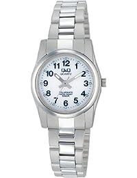 [シチズン Q&Q] 腕時計 SOLARMATE (ソーラーメイト) H971-204 シルバー