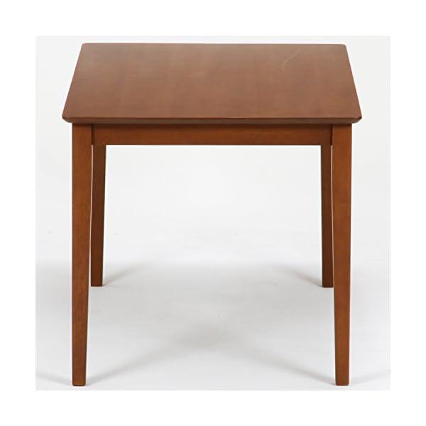不二貿易 ダイニングテーブル スノア 幅120...の紹介画像3
