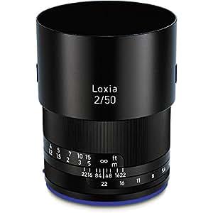 カールツァイス ZEISS Loxia 2/50 E-mount