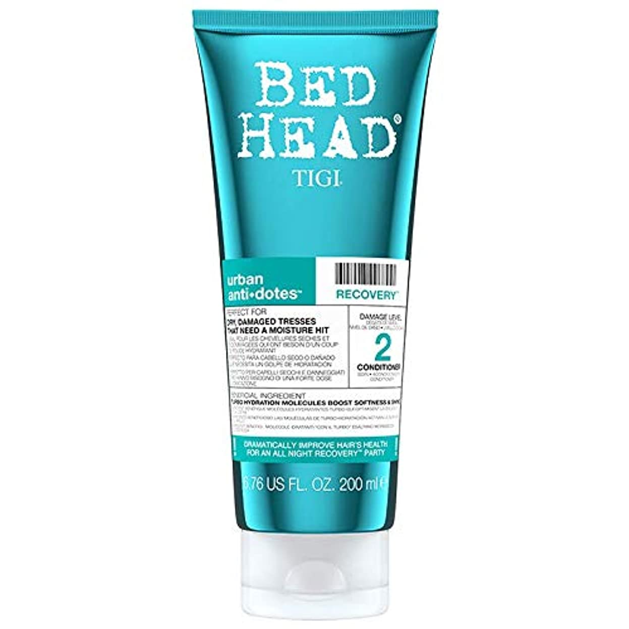 スラッシュ邪悪なによるとティジー ベッドヘッドアーバンアンチドート髪復活コンディショナー 200ml (並行輸入品)