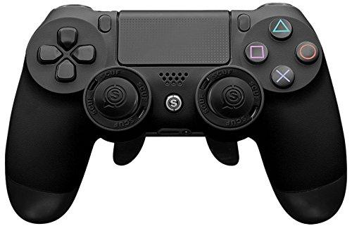 SCUF(スカフ) Newタイプパドル グリップ PS4 コントローラー Black [並行輸入品]