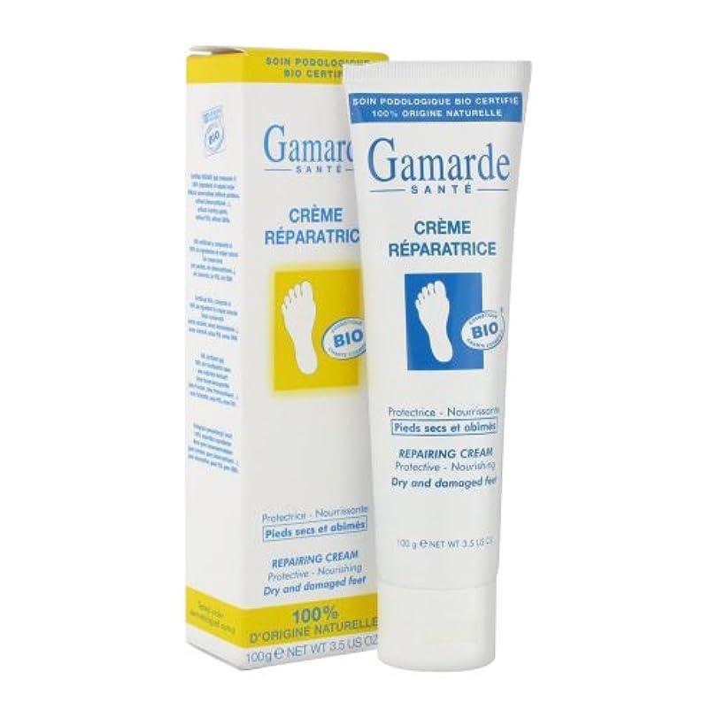 効率的に疫病スプリットGamARde クレーム レパラトリス 100g (フットクリーム)
