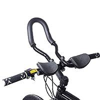 マウンテンバイクマウンテンバイク自転車アルミ合金製トライアスロン航空休憩バーリラクゼーションハンドル
