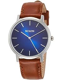 [ニクソン]NIXON 腕時計 Porter Leather NA10582694-00 【正規輸入品】