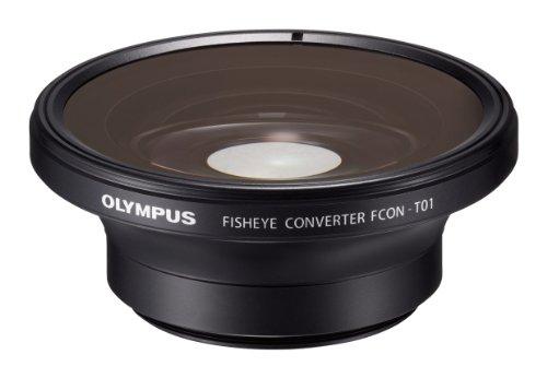 OLYMPUS フィッシュアイコンバーター TG-1,TG-2,TG-3,TG-4用 FCON-T01
