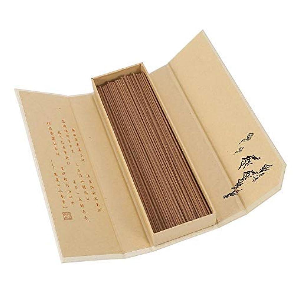 私たちのもの神秘タウポ湖Zerodis 180pcs/pack Natural Sandalwood Incense Buddhist Aroma Non-Toxic Incense Sticks for Household SPA Bathroom...