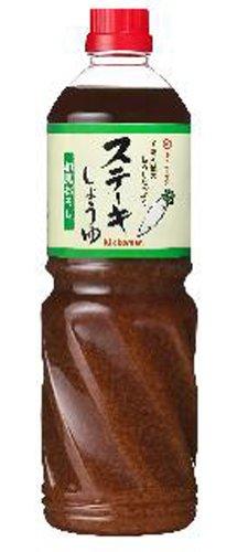 キッコーマン ステーキしょうゆ 和風おろし 1130g /キッコーマン(12瓶)