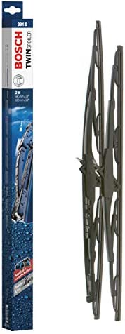 "Bosch Twin Spoiler 3397001394 Original Equipment Replacement Wiper Blade - 23""/20"""