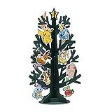 ポケモンセンターオリジナル グリーティングカード クリスマス ポケモンぶら下がりツリー