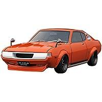 イグニッションモデル 1/43 トヨタ セリカ 2000GT LB (TA27) オレンジ 完成品
