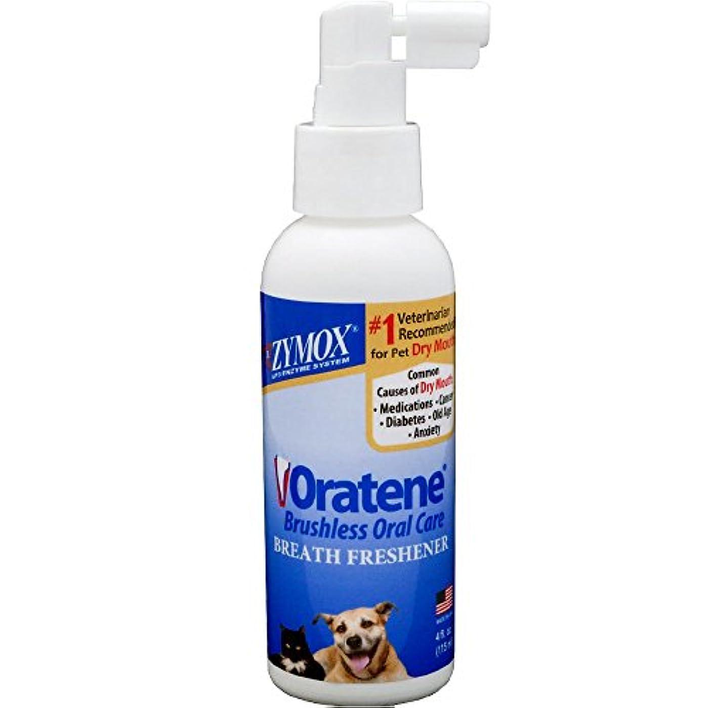 酸素素敵な便利さオーラティーン ブレスフレッシュナー 犬猫用 115mL