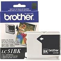 Brother International lc51bk BLKインクmfc240C 440CN 665CW ( lc51bk )