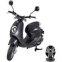 "XEAM EV摩托车""notte V2"" + XEAM正品 半头盔(带护目镜的型号), model: XM-AZNMGYHGMGY"