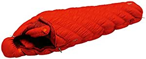 モンベル(mont-bell) 寝袋ダウンハガー800#1[最低使用温度-12度] オレンジ L/ZIP OG 1121289-OG