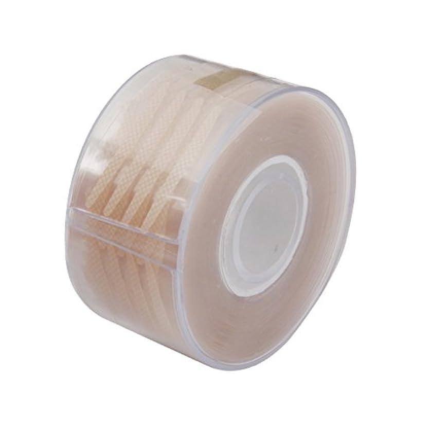 照らす宿泊施設荒廃する300ペア接着剤目に見えない二重まぶたテープステッカー - M