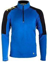 フィラメンズZephyr Quarter Zipテニストップ80sブルー – ( tm171tr9 – 921s17 )