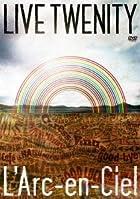 LIVE TWENITY [DVD](在庫あり。)