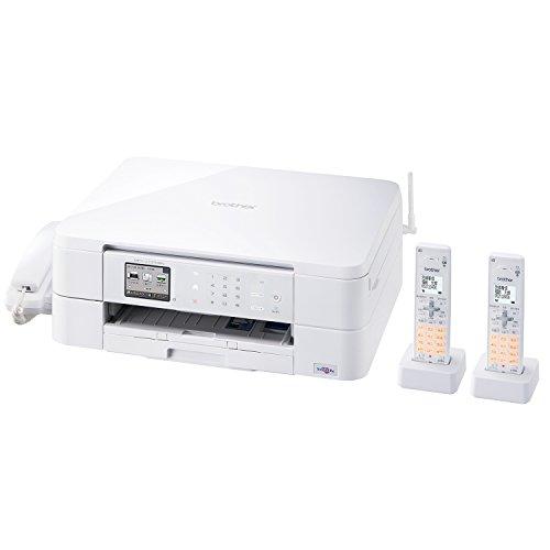 プリンター A4 インクジェット複合機 MFC-J737DWN FAX 子機2台付き 無線LAN