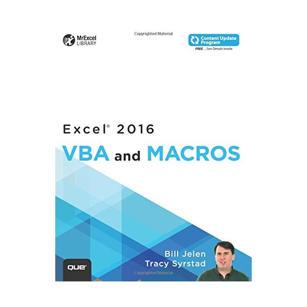 Excel 2016 VBA and Macr...の紹介画像1