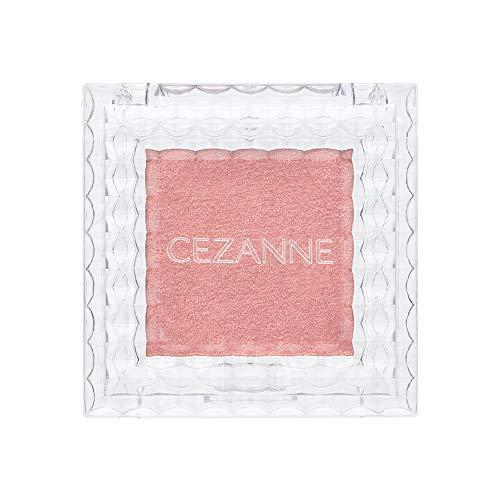 セザンヌ セザンヌ CEZANNE シングルカラーアイシャドウ 08 ゴールドピンク 1.0gの画像