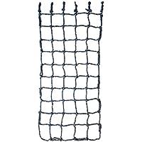 (アワンキー) Aoneky クライミング ネット ロープ 子供 おもちゃ 室内 アウトドア スポーツ 登り 練習 遊具 (マルチカラー、1x2.2m)