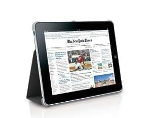 BookStand Slim Case for iPad Grey