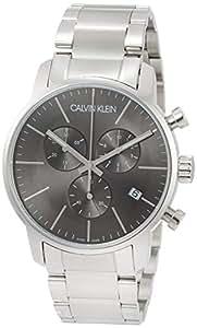 [カルバンクライン]CALVIN KLEIN 腕時計 City Chrono(シティ クロノ) K2G27143 メンズ 【正規輸入品】