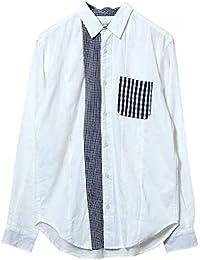 (コーエン) COEN クレイジーパッチワークシャツ 75106098106