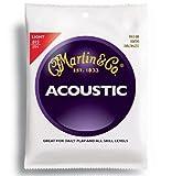 Martin M140 80/20ブロンズ Light(12-54) M-140 マーチン アコースティックギター弦【国内正規品】