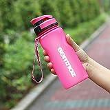 Kslong 飲料ボトル Tritan 水筒 ポータブル旅行自転車プラスチックアウトドアスポーツボトル大きい