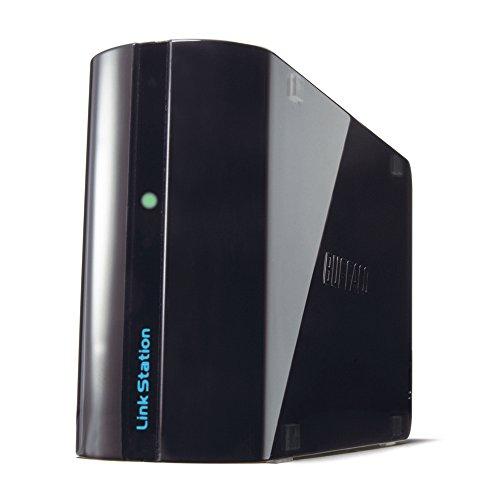 BUFFALO リンクステーション mini 手のひらサイズのネットワークHDD NAS  省電力 データを守るRAID1搭載 1TB LS-WSX1.0L/R1J