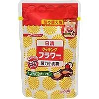 日清フーズ クッキングフラワー 詰め替え用 100g