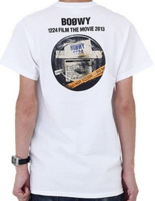 BOØWY 30th ANNIVERSARY Tシャツ(フィ...