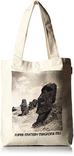 [ルートート] ROOTOTE トートバッグ 月刊 ムー コラボ ルートート TALL ムーC 482904 04 (Moai)