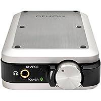 DENON ポータブルヘッドホンアンプ ハイレゾ音源対応/USB-DAC搭載 プレミアムシルバー DA-10-SP