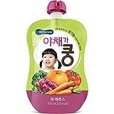 BeBecook Organic Fruit & Veg Juice, 100ml