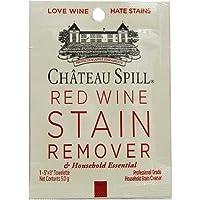 シャトースピル レッドワイン用シミ落としワイプ1回分×〔30枚セット〕[通販用梱包品]