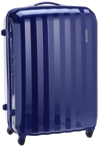 [アメリカンツーリスター]AmericanTourister Prismo Spinner/75 (75cm/82L/4.7Kg) 41Z*003 (スーツケース・キャリーケース・トラベルバッグ・TSAロック装備・軽量・大容量・ファスナー・保証付) (ロイヤルブルー)
