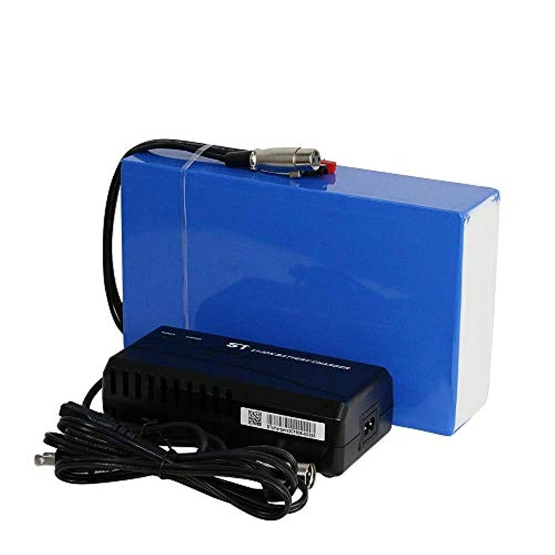 無知章また明日ねMXS 52V Ebikeバッテリー、52V 20Ah電動自転車バッテリー(750w-1500w Motor-Li-ion大人用Ebikeバッテリー用)