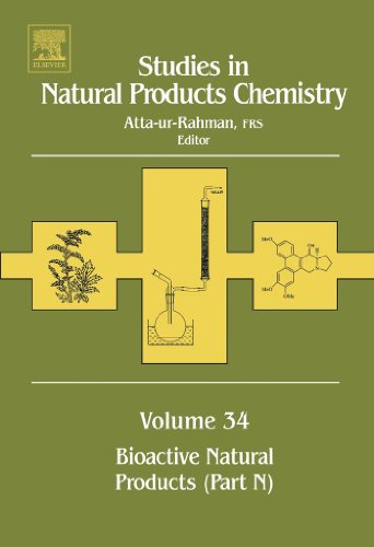 Studies in Natural Products Chemistry: 34
