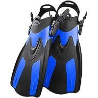 ダイバーズソフト シュノーケリングとスイミング旅行のためのフィンフリッパースイミング、シュノーケリング