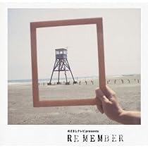 """めざましテレビpresents""""REMEMBER"""""""
