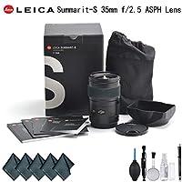 Leica Summarit-S 35mm f/2.5 ASPHレンズ