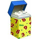 [エウレカ]Eureka Math Skills Flash Cards with Stickers and Box 435430 [並行輸入品]